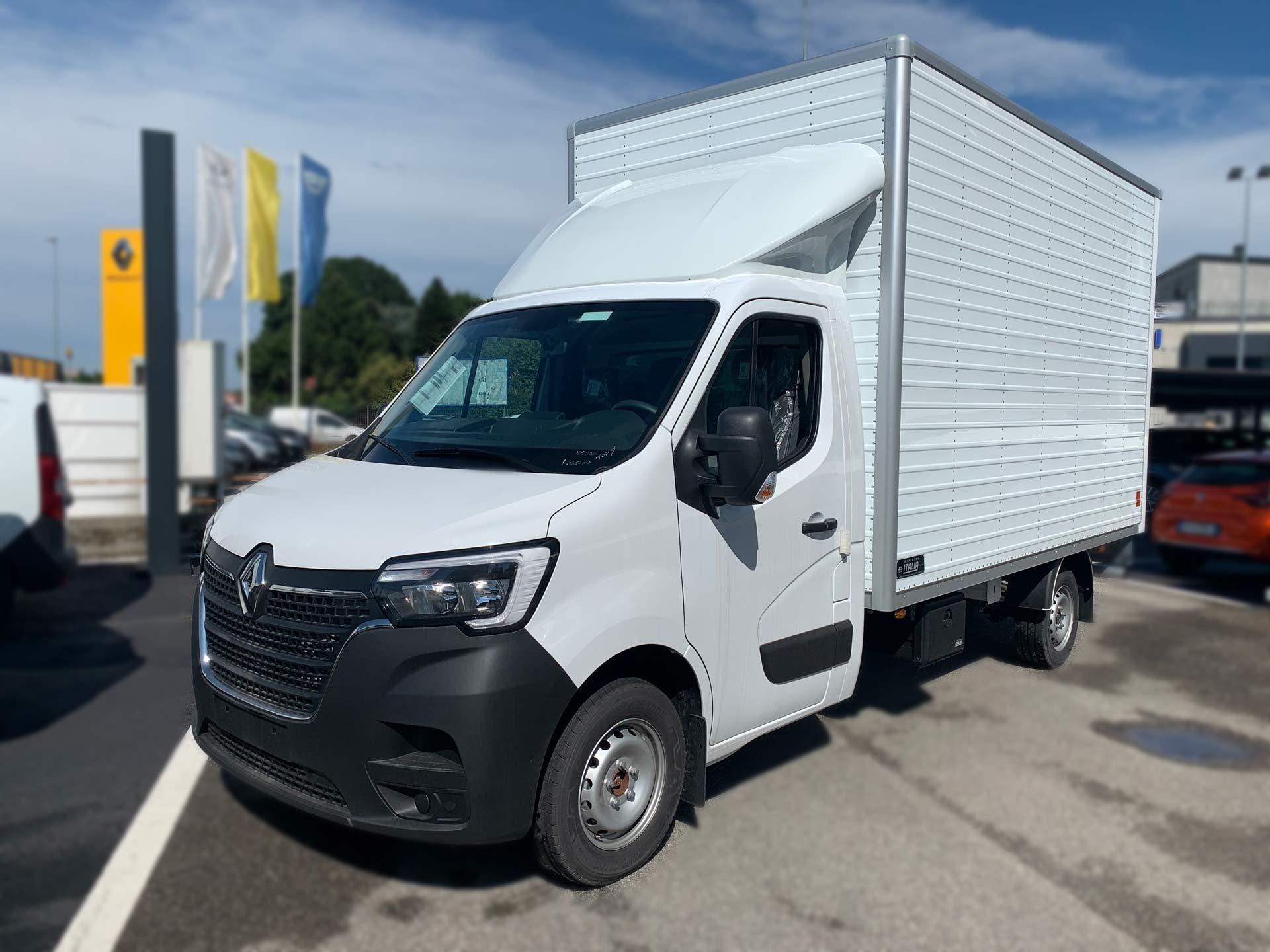 Renault Master allestito | Veicoli commerciali Renault | Concessionaria Messa T.