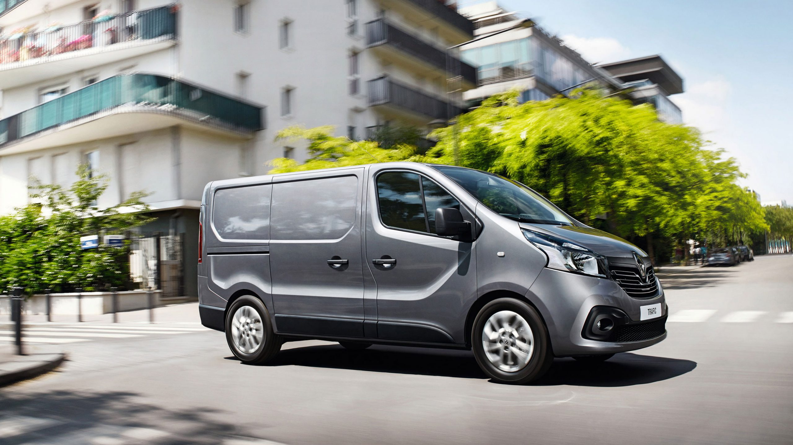 Nuovo Renault Trafic | Veicoli commerciali Renault | Messa t.