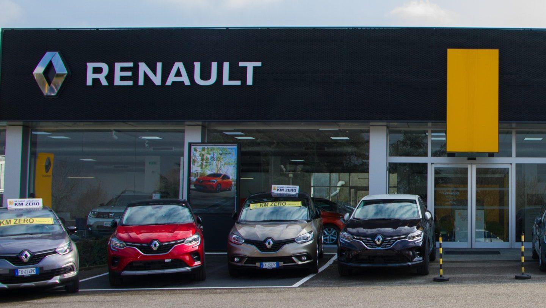 Concessionaria Messa T. | Vimercate | Renault e Dacia