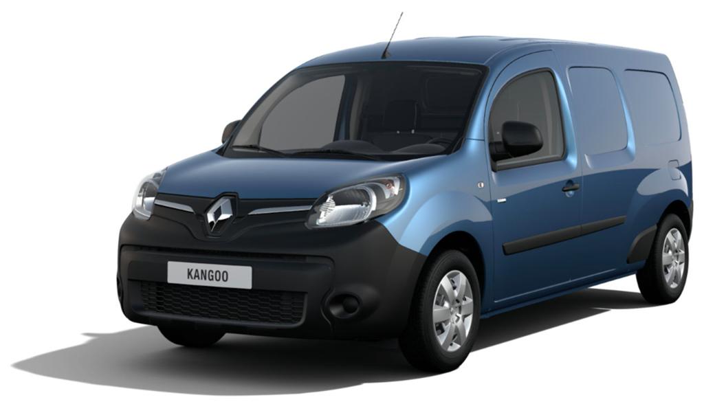 Renault kangoo Z.E. | Veicoli commerciali renault | Monza | Vimercate | Merate | Messa T.