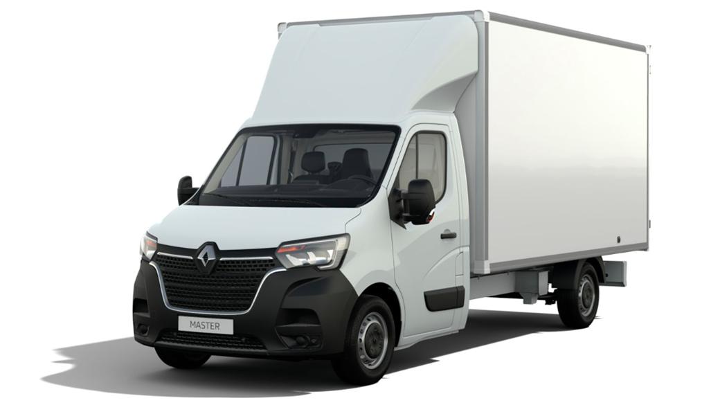 Renault Master trasporto merci allestito | Veicoli commerciali renault | Monza | Vimercate | Merate | Messa T.
