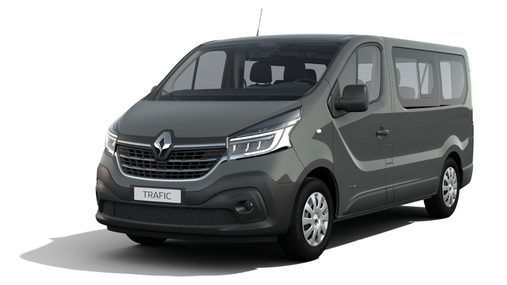 Renault Trafic Autocarro | Veicoli commerciali Renault | Monza | Merate | Vimercate | Messa T.