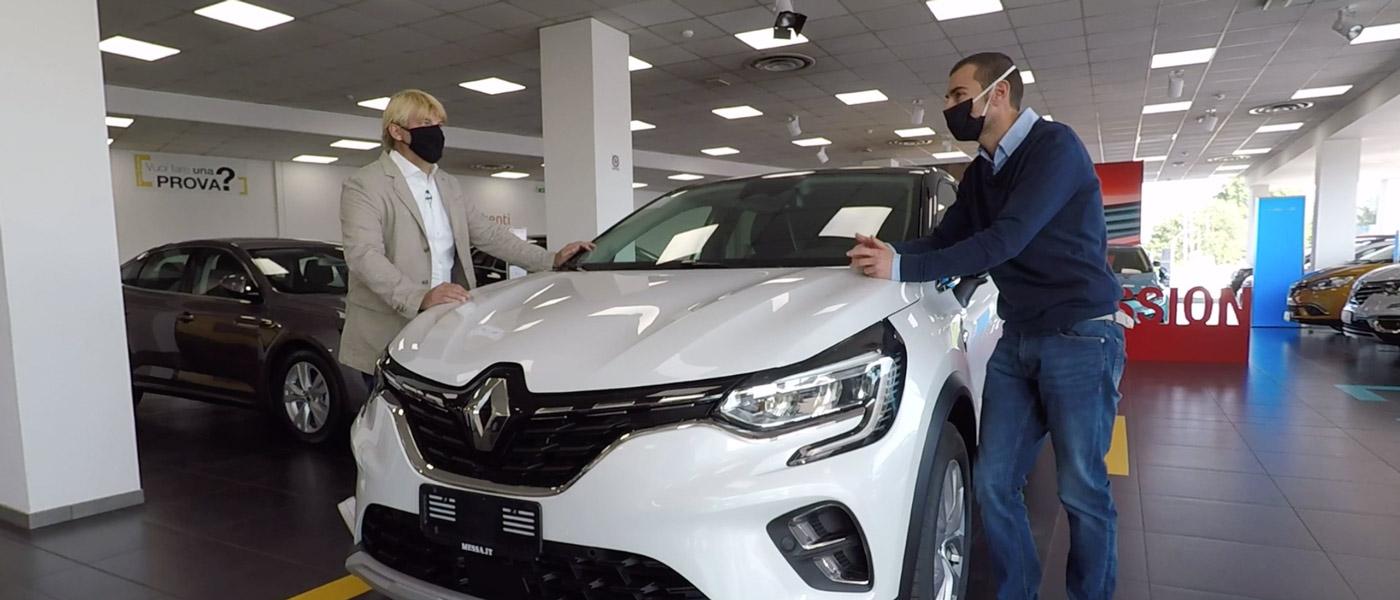 Nuova Renault Captur | Concessionaria Messa T | Monza | Vimercate | Merate