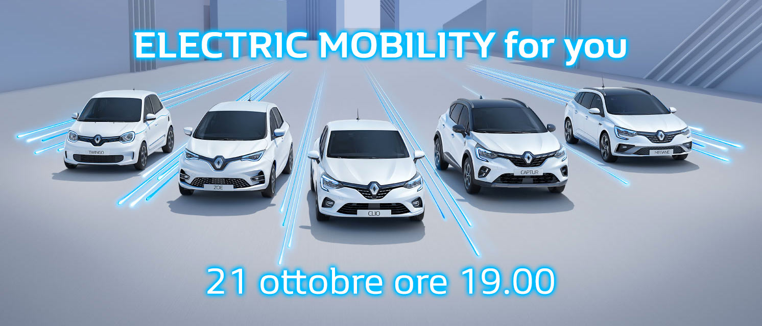 gamma ibrida ed elettrica Renault