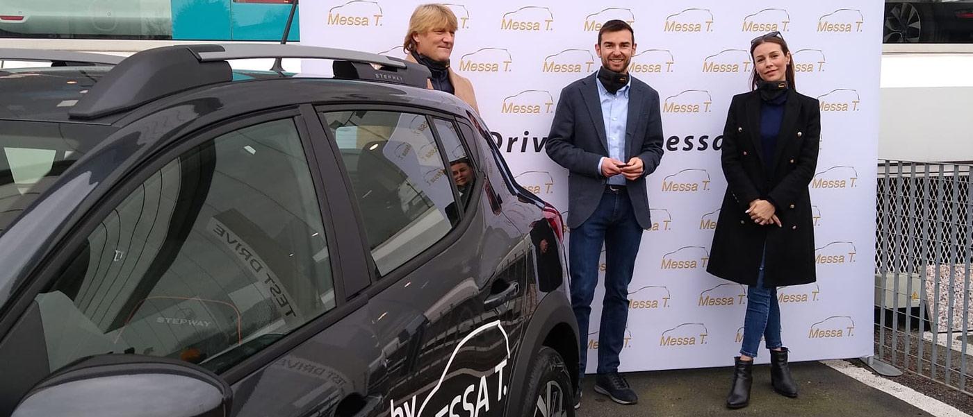 Presentazione Dacia Sandero