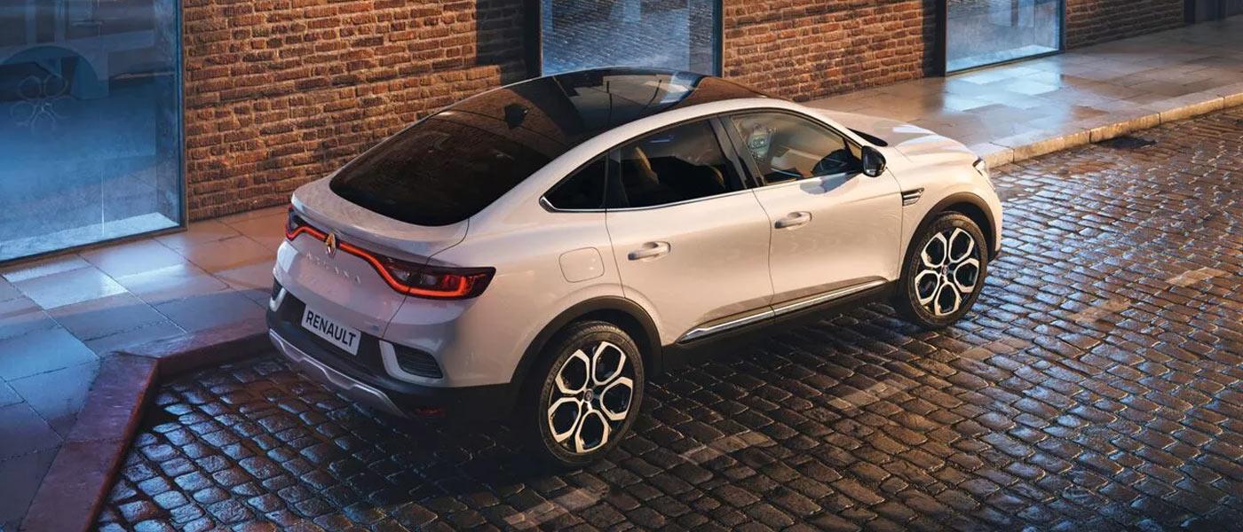 Nuovo Renault Arkana | Concessionaria Messa T