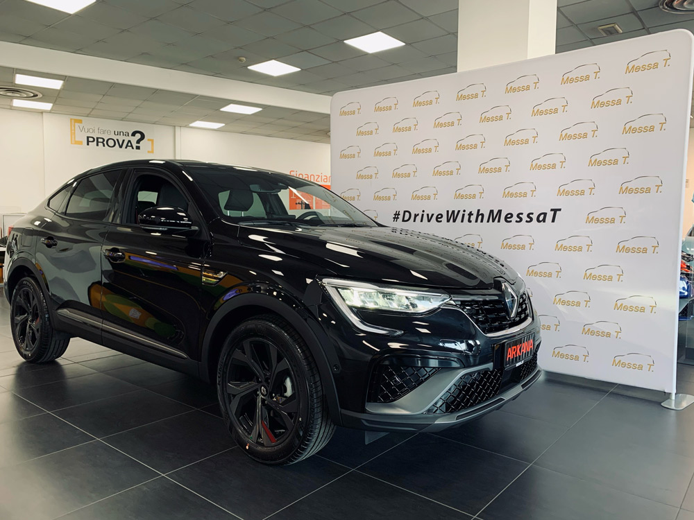 Renault Arkana | Concessionaria Messa T
