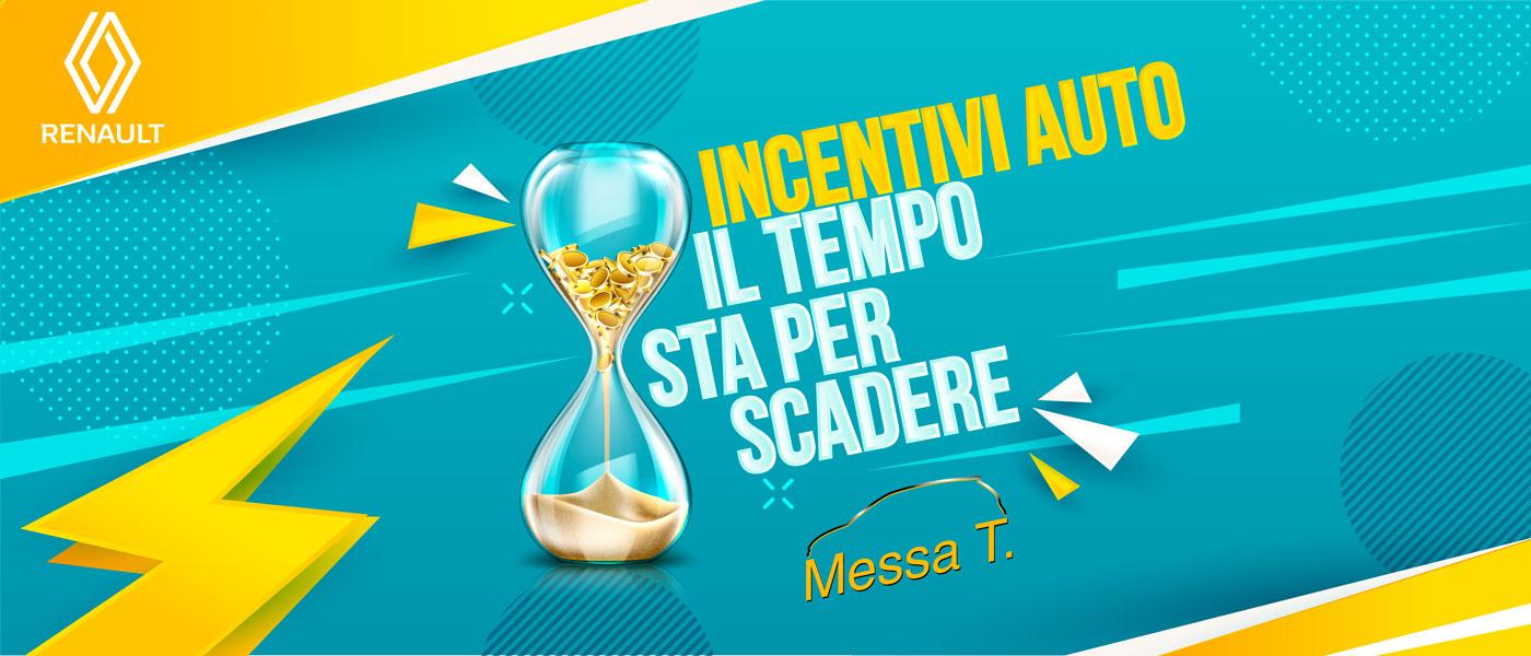 Ultimi giorni per gli incentivi Renault | Concessionaria Messa T. | Monza | Vimercate | Merate
