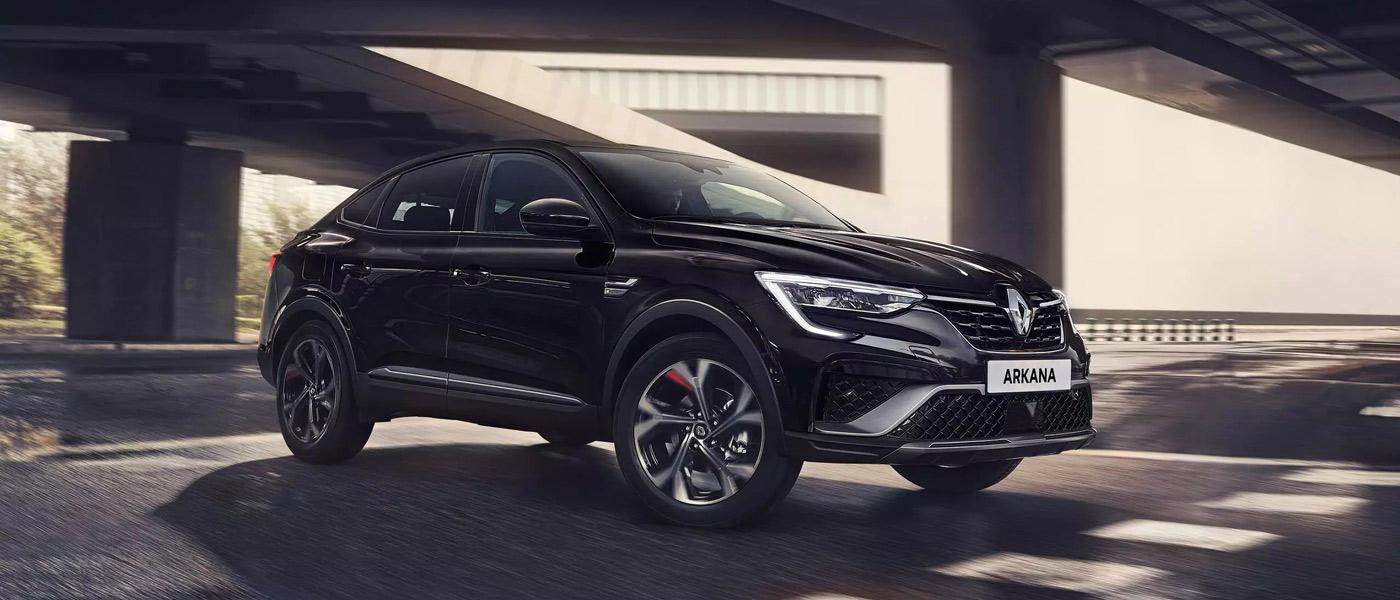 Nuovo suv di Renault | Arkana | Auto ibrida