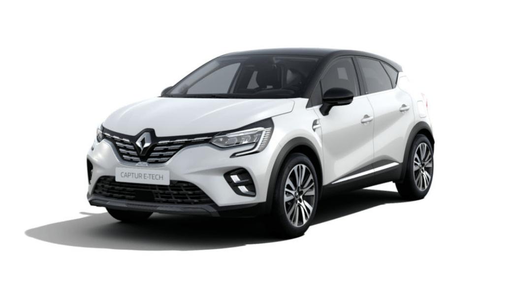 Renault Captur plug-in hybrid | Veicoli ibridi Renault | Monza | Vimercate | Merate | Concessionaria Messa T