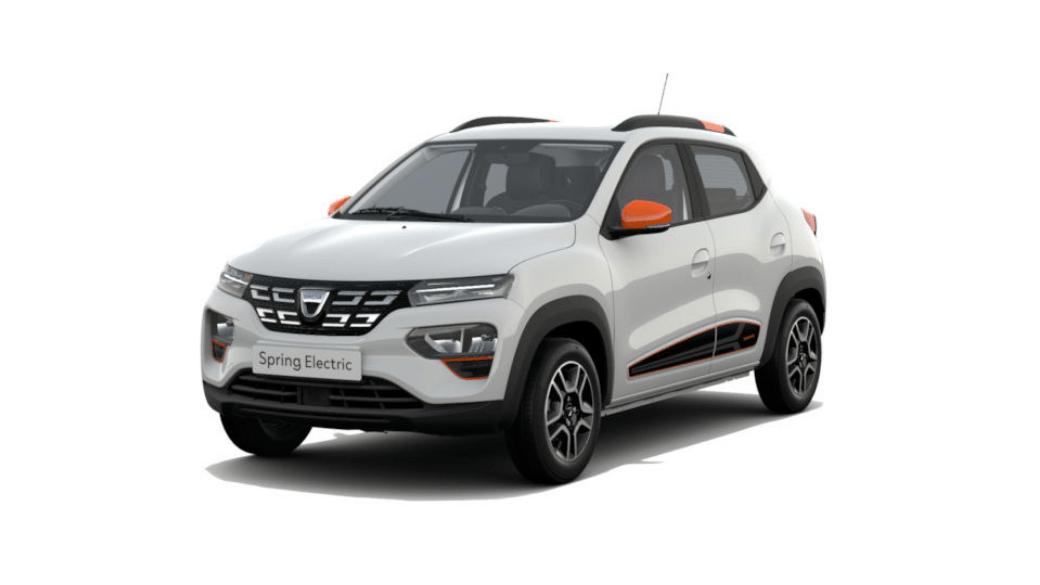 Dacia Spring | Auto 100% elettrica | Dacia | Monza | Vimercate | Merate | Concessionaria Messa T