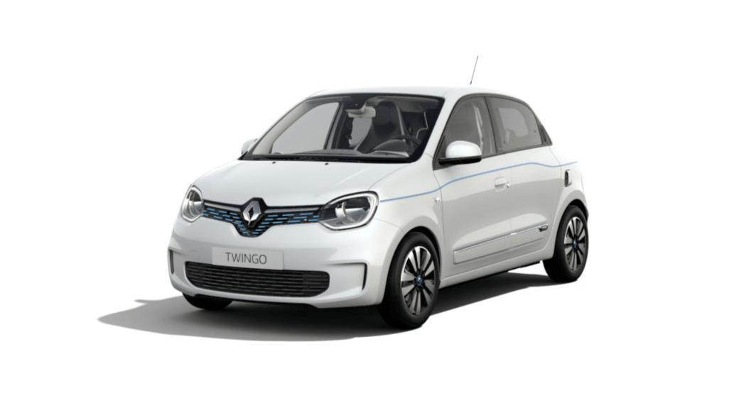 Renault Twingo Electric | Veicoli ibridi ed elettrici Renault | Monza | Vimercate | Merate | Concessionaria Messa T.