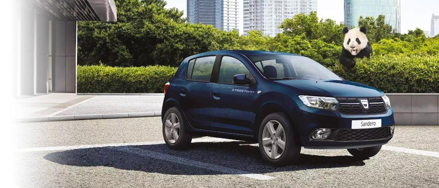 Dacia Sandero Van | Veicoli commerciali Dacia | Messa T. | Monza | Vimercate | Merate